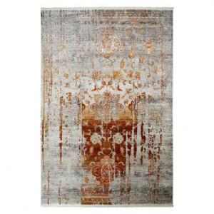 Covor Laos maro/gri, 120x170 cm