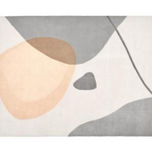 Covor Luke bej / gri, 200 x 300 cm