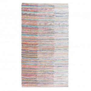 Covor Mersin din bumbac, multicolor, 80 x 150 cm