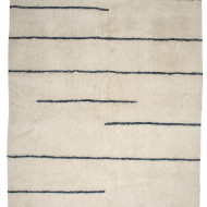Covor Nora, bej/antracit, 140 x 200 cm