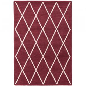 Covor Reina, Rosu, 230 x 160 cm