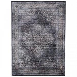 Covor Rugged gri, 170 x 240 cm