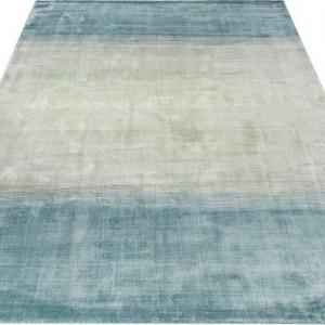 Covor tesut manual Home Affaire, albastru 240 x 320 cm