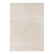 Covor Tiffany Low Pile Semi-Plain Shaggy crem, 160 cm x 230 cm