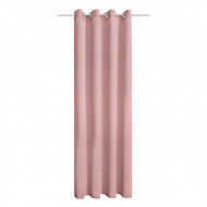 Draperie Brogin, roz, 140 x 245 cm