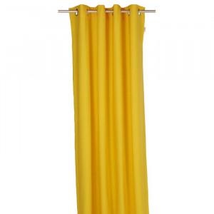 Draperie T-Dove, galbena, 140 x 245 cm