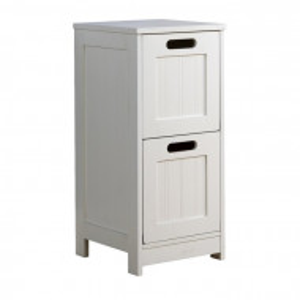 Dulap, alb, 64 x 30 x 30 cm