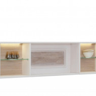 Etajera Home Affaire, 152 x 44 x 60 cm, lemn de pin