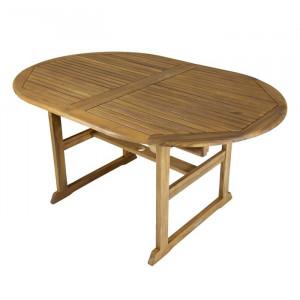 Masa extensibila din lemn Anja