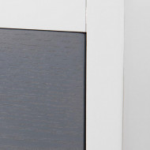 Masă tip consolă Enzo cu 2 sertare, 110 x 80cm