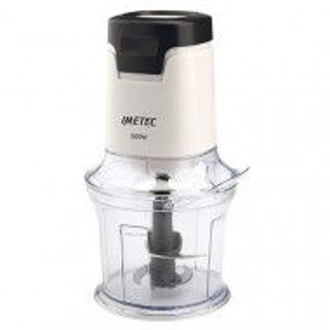 Mini tocator Imetec CH 1000, alb, 0,6 L, 16,4 x 28,6 x 16,2 cm