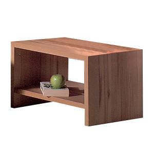 Noptiera Provence din lemn masiv de fag, maro, 42 x 32 x 37 cm