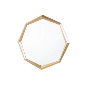 Oglinda de perete Ambrym, auriu, 78 x 71 cm