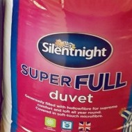 Pilota Super Full Silentnight, 10.5 tog, marime Double