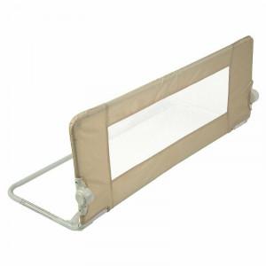 Protecție laterală pentru pat din oțel, 60cm H x 140cm W x 50cm L