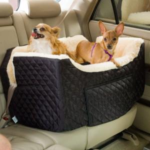 Scaun auto animale de companie Lookout II, negru