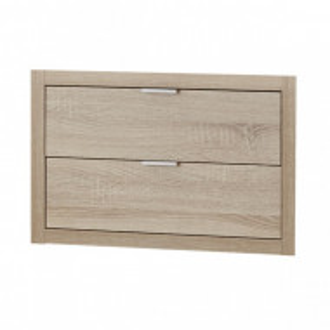 Sertar Concept panou fagure, decor stejar, 55,9 x 32,9 x 30,4 cm