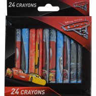Set de 24 creioane Disney-Pixar Cars