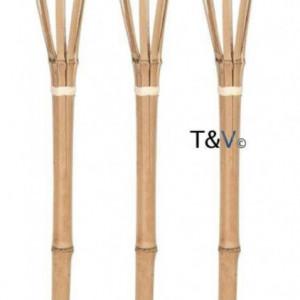 Set de 3 torte de bambus