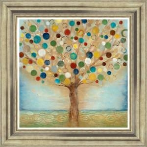 "Tablou ""Tava Studios"", multicolor, 71 x 71 cm"