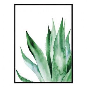 Tablou Leaf III, 50x70 cm