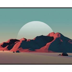 Tablou Mountain I, 30x40 cm