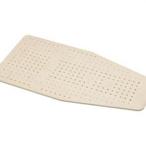 Top multistrat pentru placa de calcat Assai, crem, 1.2 x 49 x 101 cm