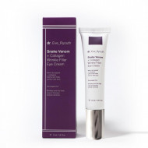 Ulei dr. Eve_Ryouth snake venom & collagen wrinkle filler eye cream