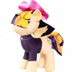 Jucarie de plus My Little Pony 35cm Songbird Serenade