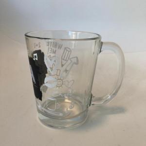 Cana pentru ceat Tea sin sticla