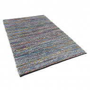 Covor Alanya, bumbac, multicolor, 140 x 200 cm