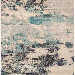 Covor Celestial, abastru/crem, 220 x 160 cm
