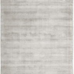 Covor din viscoză țesută manual Jane, gri/bej, 500 x 400 cm