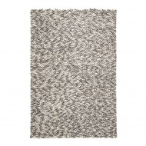 Covor Galena pâslă, alb/gri, 200 x 290 x 2.5 cm
