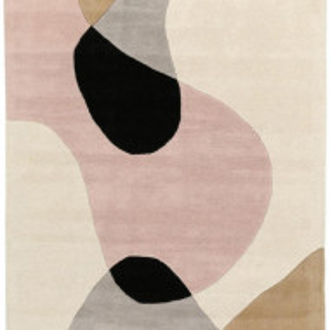 Covor Matrix, lana, 120 x 170 cm