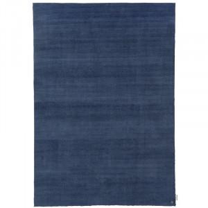Covor Powder albastru, 65 cm x 135 cm