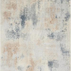 Covor Rustic, bej/gri, 120 x 180 cm