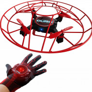 Drona interactiva Aura cu manusa controller
