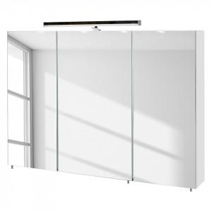 Dulapior cu oglinda ALBA - 100 cm