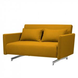 Husa pentru canapea extensibila Dendera B, galben