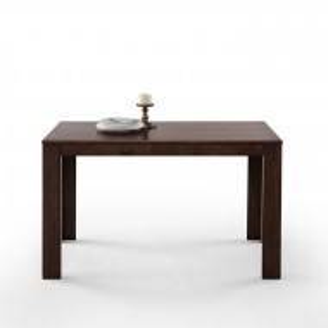 Masa Grigor Mission Style, lemn masiv, 119.89 x 74.93 x 73.66 cm