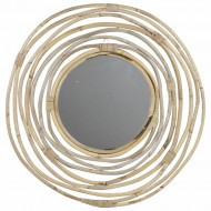 Oglinda Gelston, maro, 62 x 62 cm