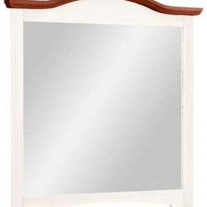 Oglinda Home Affaire, alb/maro, 94 x 94 x 4 cm