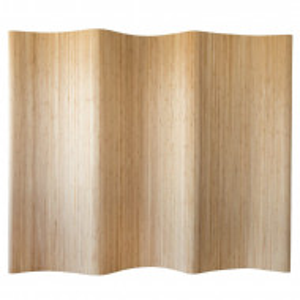 Paravan Innsbruck, bambus/ratan, maro, 200 x 250 cm