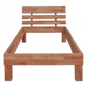 Pat Daum, lemn masiv, maro, 100 x 220 cm