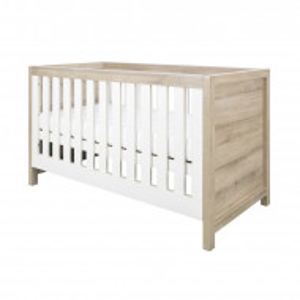 Pătuț bebe Modena, MDF, 85 x 148 x 75 cm