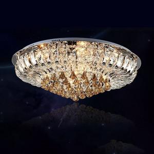 Plafoniera din cristal, 50 x 25 cm