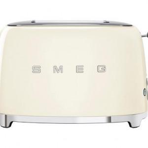 Prajitor de paine Smeg TSF01CREU, 950 W, 2 felii