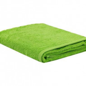 Prosop de dus Sophie verde brotacel, 100x150 cm