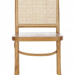 Scaun Franz din lemn masiv, 88 x 48 cm
